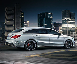 Oferta Mercedes CLA 200 d Shooting Brake con Mercedes-Benz Alternative
