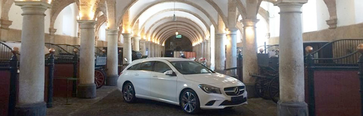 Covisa presenta el CLA Shooting Brake